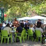 Krumovgrad on market day