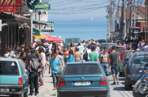 "Vama Veche has long been a getaway for ""free spirits"" and families alike. (Image: Dimiter Kenarov)"